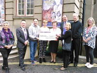 Shanklin Town Council Donation